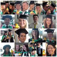 Graduation Selfie competition