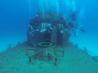 NTU Sub Aqua club underwater