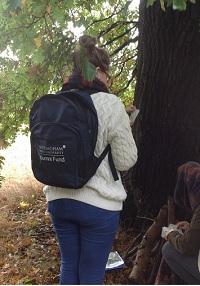 Using rucksacks for educaching