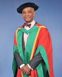 Sir Kenneth Olisa OBE