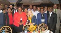 Zimbabwe alumni event 2013