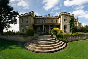 Panoramic View of Brackenhurst Hall