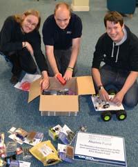 Alumni Funded computing kit