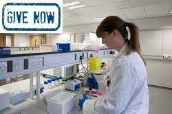 Give now to Cancer Research at NTU