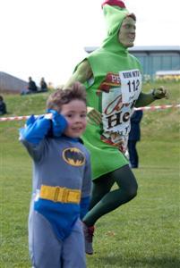 runNTU 2013 Batman and Beerbottle