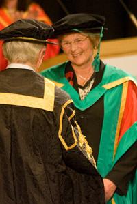 Baroness Byford