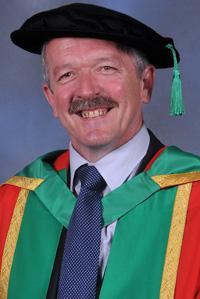 Stan Crawford OBE