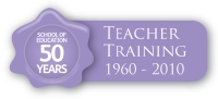 50 years of teacher training excellence at Clifton