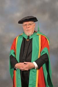 Sir Peter Blake CBE