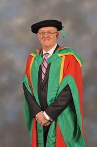Dr Bryan Jackson OBE