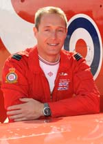 Flight Lieutenant Sean Cunningham
