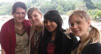 Students at Jananeethi